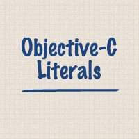 Objective-C-Literals