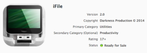 iFile 2.0